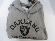 NFL Combine Athletic Oakland Raiders Storm1 Under Armour Water Resistant Hoodie