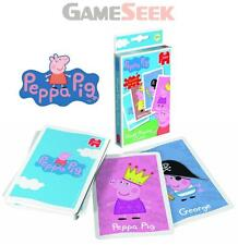 PEPPA PIG GIANT PLAYING CARDS - TOYS BRAND NEW FREE DELIVERY