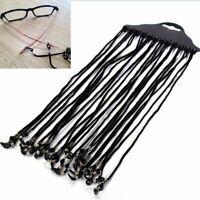 Nylon Cord Glasses Lanyard Eyeglass Holder Sunglasses Eyewear String Strap 12Pcs