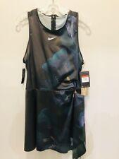 New listing NIKE Women's Court Maria Sharapova Tennis Dress Large White AO0360 010 $120.00