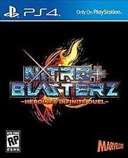 Nitroplus Blasterz: Heroines Infinite Duel PlayStation Network (Sony PlayStation