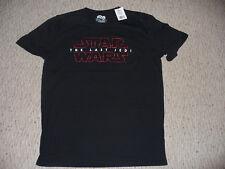 Star Wars The Last Jedi Short Sleve T-Shirt Shirt  - Adult Size XL - Mad Engine
