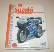 Reparaturanleitung Suzuki GSX-R 750 - ab 2000/2001!