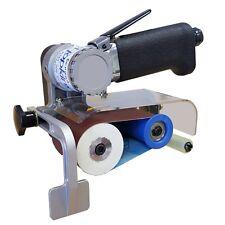 Pneumatic Straight Grainer / Polisher - Rotoliner