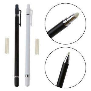 2 in 1 Touch Screen Pen Stylus Thin Capacitive Universal For iPhone Tablet PC