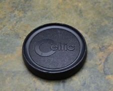 Genuine Minolta Celtic 57mm Push On Front Lens Cap for 55mm Front (#3292)