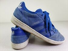 Adidas Etrusco Athletic Blue Suede Shoes Sneakers Skate G48465 Mens Size 8