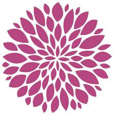 Glenna Jean Pink Flower Wall Decal