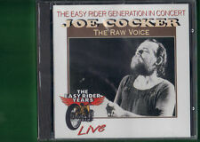 JOE COCKER - LIVE EASY RIDER GENERATION TIMBRO SIAE A SECCO CD NUOVO SIGILLATO