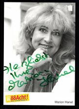 Marion Hanel autographe carte original signée # BC 25438