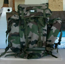 SAC A DOS type INTERVENTION 100L CAMOUFLE