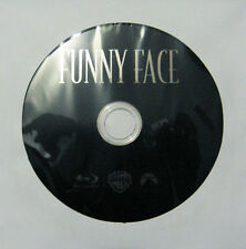 FUNNY FACE BLU-RAY DISC ONLY NO CASE 1957 MUSICAL AUDREY HEPBURN FRED ASTAIRE
