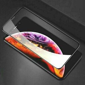 100%Gorilla Screen Protector For iPhone 11 Edge to Edge 3D Black Tempered Glass