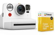 Polaroid NOW Autofocus i-type Sofortbildkamera mit 2 Filme für 20 Aufnahmen