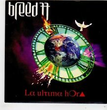 (FF815) Breed 77, La Ultima Hora - 2003 Ltd Ed CD