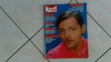 Paris Match n° 1731 du 30 juillet 1982 - la mort de l'acteur Patrick Dewaere