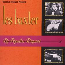 Les Baxter - By Popular Request [New CD]