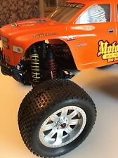 """Panther GATOR 3.2"""" Tires (4) Fits Tmaxx EMAXX Savage Wheel Monster Truck T147 MT"""