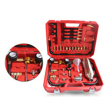 Super Car Fuel Injectors Cleaner Tester Equipment System Kit Cleaning Tools H215