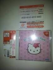 HELLO KITTY LOVELY FRUIT PARK DREAMCAST DC JAPAN JAPANESE VIDEOGAMES SEGA