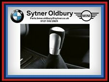 Genuine BMW Performance 6-Speed Sport Gear Stick/Shift Knob 25110429269