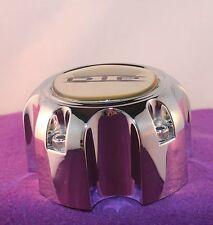Dip Chrome Custom Wheel Center Cap Set of One(1) pn: CAP-101-5H-114.3-135