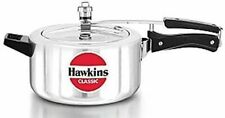 Hawkins Classic CL40 4-liter Improved Aluminum Pressure Cooker Small Silver