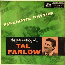 Tal Farlow-Fascinatin' Rhythm-Verve 8011-MONO