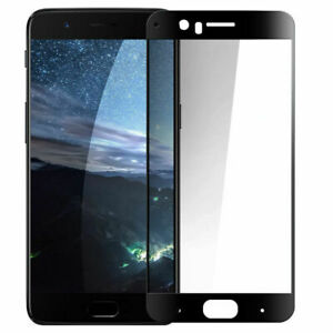 For OnePlus 5T 5 Full Cover Tempered Glass Premium Screen Protector Film 9H Lot