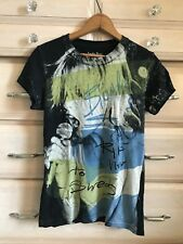"""Lucky Tees Brand """"Rip Her To Shreds"""" BLONDIE  Rock Star  T-Shirt Size XS"""