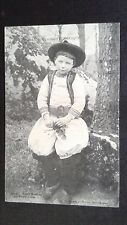 CPA 1916 PETIT BRETON DE PONT-AVEN COLLECTION A. WARON SAINT BRIEUC