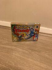 NINTENDO 64 GAME POKEMON STADIUM 2 COMPLETE IN BOX