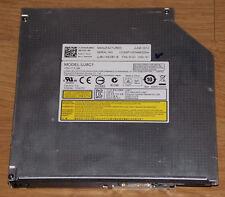 Panasonic SATA Slim DVD-quemador uj8c1 8xdvd+/- RW DVD-RAM quemador Super Multi Dell