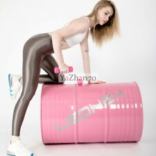 2021 LEOHEX Women Sexy Opaque Pantyhose Tights Spandex Satin Glossy Opaque Shiny