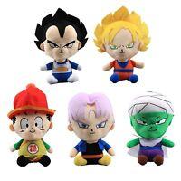 Dragon Ball Z DBZ Son Goku Gohan Piccolo Vegeta Torankusu Plush Toy Doll 12''