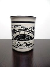 Las Vegas Nevada Embossed Coffee Cup Mug
