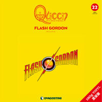 Queen LP Record Collection #22 FLASH GORDON Vinyl DeAGOSTINI w/Track