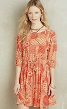 anthropologie talsari dress, eva franco, size 6p, nwt, $178