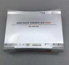 Archos AV300 80 GB HD Video Recorder - Fast Free Shipping - G36