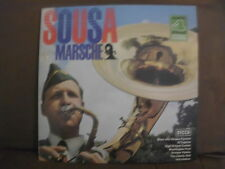 Sousa Märsche  Marschmusik  Decca  LP 12 Titel Band of Grenadier Guards