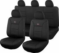 Neoprene Shark Skin Seat Covers for Holden Colorado RG Series For 06/2012 On ...
