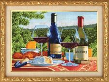 """Counted Cross Stitch Kit MAKE YOUR OWN HANDS - """"Provence"""""""