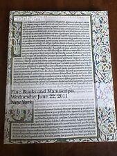 Bonhams Catalogue Fine Books And Manuscripts