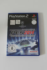 Playstation 2 PS2 Spiel Pro Evolution Soccer 2014 PES 14