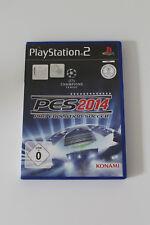 Playstation 2 PS2 Spiel Pro Evolution Soccer 2014 PES 14
