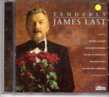 (DX269) James Last, Tenderly - 1996 CD