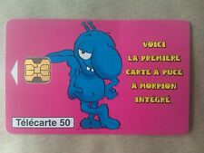 French Phone Card 50 Units