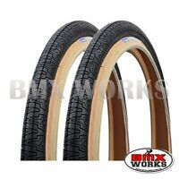 """Panaracer HP406 Black 20"""" X 1.75"""" Freestyle BMX Tyres - Sold In Pairs"""