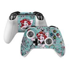 Xbox One Controller Skin Kit - Molly Mermaid - DecalGirl Decal