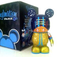 "DISNEY VINYLMATION 3"" PARK SERIES 6 SPACE MOUNTAIN DISNEYLAND PARIS TOMORROWLAND"